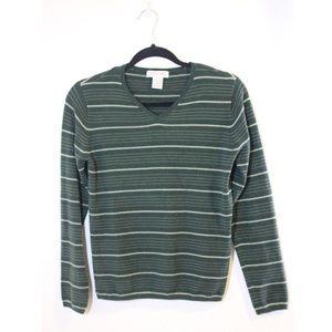Cherokee V-Neck Sweater